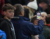 Fans<br /> <br /> Photographer Dave Howarth/CameraSport<br /> <br /> The Carabao Cup Third Round - Preston North End v Manchester City - Tuesday 24th September 2019 - Deepdale Stadium - Preston<br />  <br /> World Copyright © 2019 CameraSport. All rights reserved. 43 Linden Ave. Countesthorpe. Leicester. England. LE8 5PG - Tel: +44 (0) 116 277 4147 - admin@camerasport.com - www.camerasport.com
