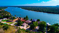 The shores of Lake LBJ in Kingsland are dotted with gorgeous homes with boat houses and automatic boat lifts.  There are several communities along the lake: Kingsland, Highland Haven, Granite Shoals, Sunrise Beach, Deer Haven, Blue Lake and Horseshoe Bay.  Lake LBJ is a great retirement area as well as a recreational area.  This area has been rated in the top three areas of the U.S. for retirement.