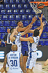 League ACB-ENDESA 2020/2021 - Game: 1.<br /> Barça vs Hereda San Pablo Burgos: 89-86.<br /> Horton, Rabaseda, Oriola & Kravic.