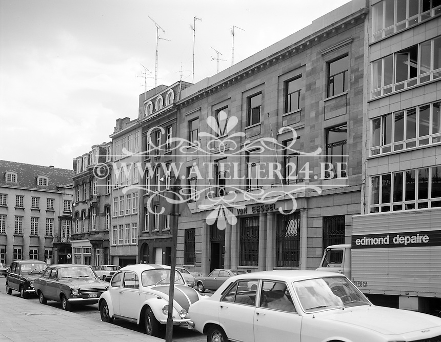September 1975. Oudaan in Antwerpen.