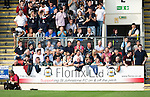 St Johnstone v Dundee...13.09.14  SPFL<br /> Flonix IT advertising board<br /> Picture by Graeme Hart.<br /> Copyright Perthshire Picture Agency<br /> Tel: 01738 623350  Mobile: 07990 594431