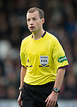 St Mirren v St Johnstone...19.10.13      SPFL<br /> Referee Willie Collum<br /> Picture by Graeme Hart.<br /> Copyright Perthshire Picture Agency<br /> Tel: 01738 623350  Mobile: 07990 594431