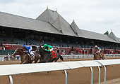 Fan-free Saratoga for the Chronicle of the Horse