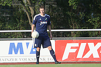 Dominik Schindel (Waldalgesheim) - SV Alem. Waldalgesheim trifft in der 1. Runde des DFB-Pokal auf Bayer Leverkusen und spielt gegen Ingelheim den Saisonauftakt