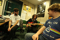 Pictured: 02 October 2014<br /> Re: Cardiff and Vale College, Trowbridge Campus, Cardiff, south Wales.