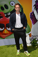 """LOS ANGELES, USA. August 10, 2019: Beck Bennett at the premiere of """"The Angry Birds Movie 2"""" at the Regency Village Theatre.<br /> Picture: Paul Smith/Featureflash"""