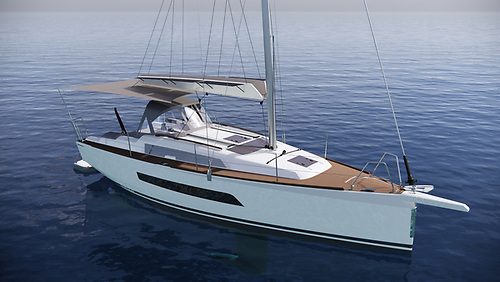 The designer of the new Dufour 32, Umberto Felci, says the aim of the D32 project was to add fun to sailing