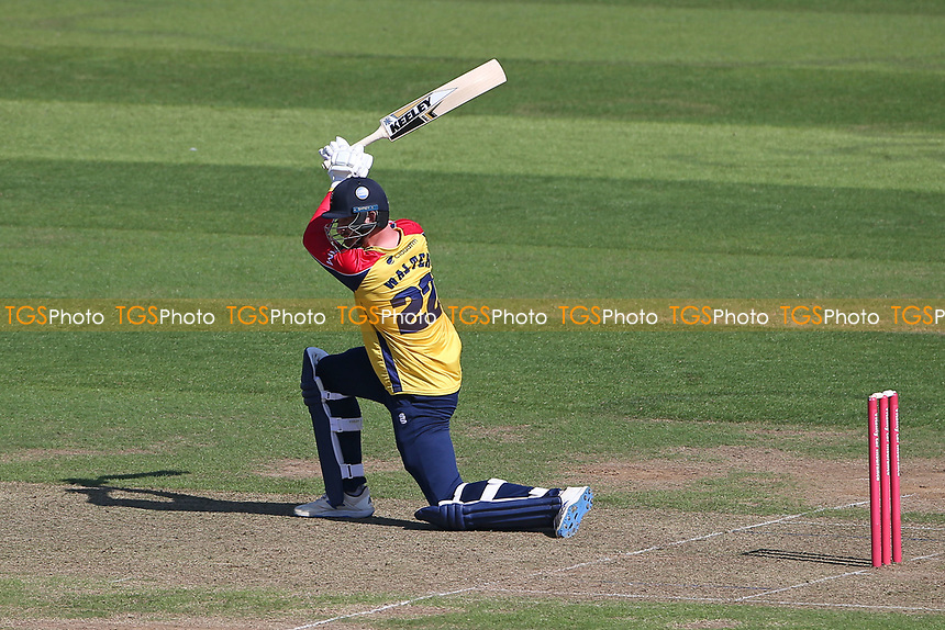 Paul Walter hits out for Essex during Hampshire Hawks vs Essex Eagles, Vitality Blast T20 Cricket at The Ageas Bowl on 16th July 2021