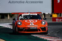 #42 Topp Racing, Porsche 991 / 2018, GT3P: Bill Smith (M)