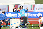 IPC European Athletics Championship 2014<br /> Alexey Kuznetsov RUS<br /> Men's Shot Put F53/54/55<br /> Swansea University<br /> 23.08.14<br /> ©Steve Pope-SPORTINGWALES