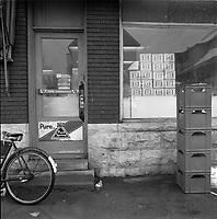 convenience store<br /> in Hull or Ottawa  , circa 1975