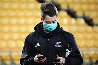 NZ Rugby's Callum Smith during the rugby match between North and South at Sky Stadium in Wellington, New Zealand on Saturday, 5 September 2020. Photo: Dave Lintott / lintottphoto.co.nz