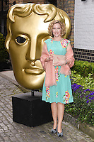 Cathy Newman<br /> arrives for the BAFTA TV Craft Awards 2016 at the Brewery, Barbican, London<br /> <br /> <br /> ©Ash Knotek  D3109 24/04/2016