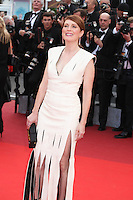 JULIANNE MOORE - RED CARPET OF THE FILM 'MONEY MONSTER' AT THE 69TH FESTIVAL OF CANNES 2016