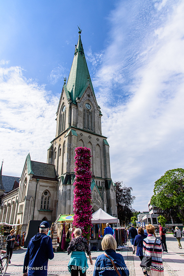 Lutheran Church in Kristiansand