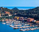 Italien, Toskana, Halbinsel Monte Argentario, Porto Ercole: Yachhafen | Italy, Tuscany, peninsula Monte Argentario, Porto Ercole: marina