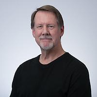 Dennis DeWinter of Color Art Printing in Anchorage, Alaska