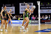 Kelly Jury of the Pulse during the ANZ Premiership Netball - Pulse v Magic at TSB Bank Arena, Wellington, New Zealand on Sunday 30 May 2021.<br /> Photo by Masanori Udagawa. <br /> www.photowellington.photoshelter.com