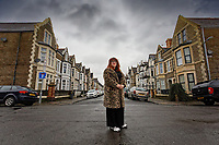 2020 12 10 Harriet Prothero Sultani who runs a rental union in the Roath area of Cardiff, Wales, UK