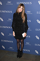 Jemima Khan<br /> arriving for the LUMINOUS Gala 2019 at the Roundhouse Camden, London<br /> <br /> ©Ash Knotek  D3522 01/10/2019