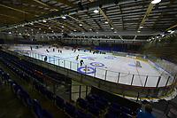 IJSHOCKEY: HEERENVEEN: 29-08-2019, Thialf IJsstadion, UNIS Flyers 1e training, ©foto Martin de Jong