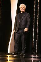 Pablo ALMODOVAR President du JURY POUR LES RECOMPENSES 2017, soixante-dixième (70ème) Festival du Film à Cannes, Palais des Festivals et des Congres, Cannes, Sud de la France, dimanche 28 mai 2017. Philippe FARJON / VISUAL Press Agency