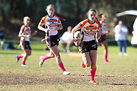 Ladies League Tag Rd 14 2018 Entrance Tigers v Wyong Roos