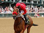 June 26, 2021: Letruska, #6, ridden by jockey Jose L. Ortiz, wins the Fleur de Lis Stakes (Grade 2) at Churchill Downs on June 26, 2021 in Louisville, Kentucky. Candice Chavez/Eclipse Sportswire/CSM