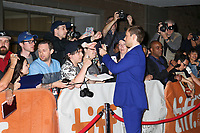DAN AMBOYER - RED CARPET OF THE FILM 'BRAWL IN CELL BLOCK 99' - 42ND TORONTO INTERNATIONAL FILM FESTIVAL 2017
