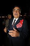 LEONLUCA ORLANDO<br /> FESTA RIUNIFICAZIONE  A VILLA ALMONE RESIDENZA AMBASCIATORE TEDESCO -  ROMA  OTTOBRE 2008