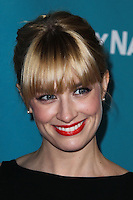 """WESTWOOD, LOS ANGELES, CA, USA - MARCH 22: Beth Behrs at the Geffen Playhouse's Annual """"Backstage At The Geffen"""" Gala held at Geffen Playhouse on March 22, 2014 in Westwood, Los Angeles, California, United States. (Photo by Xavier Collin/Celebrity Monitor)"""