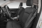 Front seat view of a 2015 Dodge Journey American Value Package 5 Door SUV Front Seat car photos