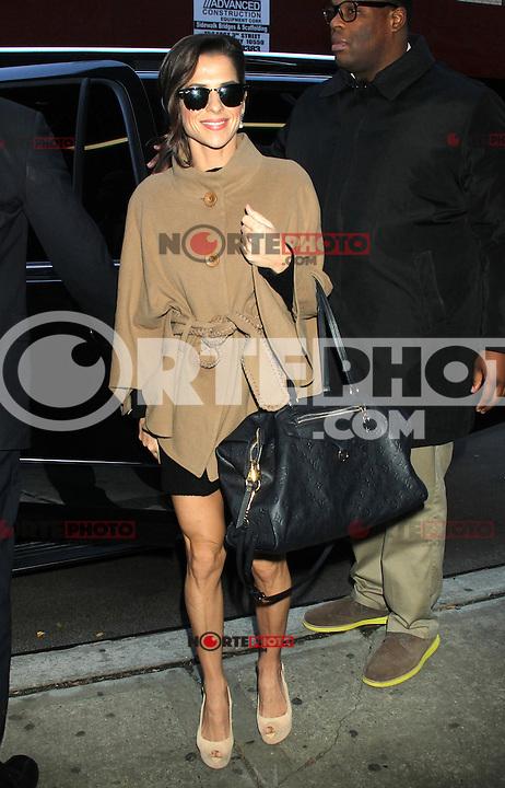 NEW YORK, NY - NOVEMBER 29: Kelly Monaco at The Wendy Williams Show in New York City. November 29, 2012. Credit: RW/MediaPunch Inc. /NortePhoto