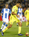 Villarreal CF's Rodri Hernandez during La Liga match. December 3,2016. (ALTERPHOTOS/Acero)
