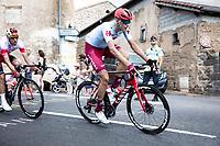 Nils Politt (GER/Katusha Alpecin)<br /> <br /> <br /> Stage 9: Saint-Étienne to Brioude (170km)<br /> 106th Tour de France 2019 (2.UWT)<br /> <br /> ©kramon