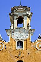 Palast des genuesischen Gouverneurs (Museum) in der Zitadelle von Bastia, Korsika, Frankreich