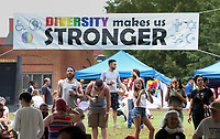 ALTERED STATE PHOTO ESSAY/ANDREW SHURTLEFF<br /> The annual Pride Festival brings together the entire community to celebrate diversity of all kinds.<br /> <br /> Shut downs and stay-in-place orders, the most recent of which came from Gov. Ralph Northam Monday, have left Charlottesville dormant. Students have been sent home, many businesses have shut their doors and events have been canceled. In this photo essay, photographer Andrew Shurtleff has spent time capturing the effects of the pandemic and comparing the duality of the present with our social past.