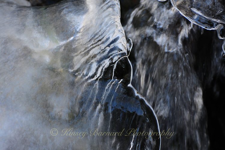 """""""BOREAL BREATH""""<br /> <br /> Natural designs and patterns in ice."""