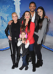Hollywood, CA - NOVEMBER 19: Kyle Richards,Mauricio Umansky and daughters and im Richards arrives at The Disney FROZEN Premiere held at The El Capitan Theatre in Hollywood, California on November 19,2012                                                                               © 2013 Hollywood Press Agency