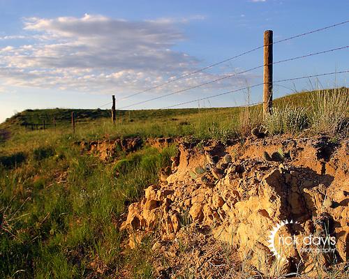Pawnee National Grasslands in Northeastern Colorado.