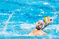 11 FRA VANPEPERSTRAETE Pierre-Frederic France<br />  <br /> Budapest 16/01/2020 Duna Arena <br /> France (white caps) Vs. Italy (blue caps) Men<br /> XXXIV LEN European Water Polo Championships 2020<br /> Photo  ©Giorgio Scala / Deepbluemedia / Insidefoto