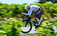 2021 Tour de France Cycling Stage 20 Libourne to Saint Emilion Jul 17th