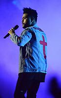 FESTIVAL LOLLAPALOOZA PARIS 2017<br /> The Weeknd