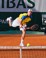 28-05-13, Tennis, France, Paris, Roland Garros, Thiemo de Bakker