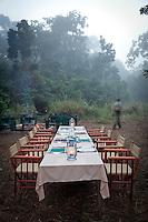 Dining Table, Lekoli RIver