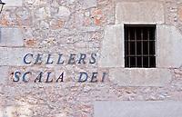 Scala Dei, Priorato, Catalonia, Spain