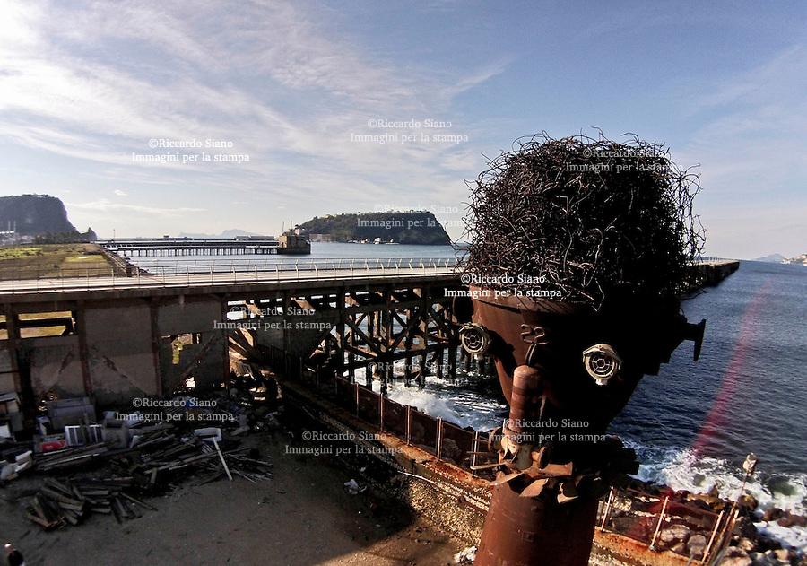- NAPOLI 6 MAR  2014 -  Bagnoli e Passeggiata a mare