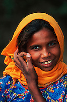 Indian women, Rajasthan, India