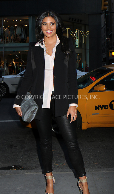 WWW.ACEPIXS.COM....April 17 2013, New York City....Fashion designer Rachel Roy arriving at the HRC Marriage for Equality USA celebration at the Calvin Klein Boutique on April 17, 2013 in New York City.....By Line: Nancy Rivera/ACE Pictures......ACE Pictures, Inc...tel: 646 769 0430..Email: info@acepixs.com..www.acepixs.com