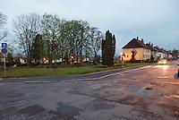 Wohnorte der NSU-Mitglieder Boehnardt, Mundlos und Zschaepe in Zittau.<br /> Hier: Die Fruehlingstrasse 26. Das Wohnhaus wurde nach der verheerenden Explosion und dem Brand durch Beate Zschaepe abgerissen. Heute erinnert nichts daran, dass hier ein Wohnhaus gestanden hat.<br /> 3.5.2016, Zwickau<br /> Copyright: Christian-Ditsch.de<br /> [Inhaltsveraendernde Manipulation des Fotos nur nach ausdruecklicher Genehmigung des Fotografen. Vereinbarungen ueber Abtretung von Persoenlichkeitsrechten/Model Release der abgebildeten Person/Personen liegen nicht vor. NO MODEL RELEASE! Nur fuer Redaktionelle Zwecke. Don't publish without copyright Christian-Ditsch.de, Veroeffentlichung nur mit Fotografennennung, sowie gegen Honorar, MwSt. und Beleg. Konto: I N G - D i B a, IBAN DE58500105175400192269, BIC INGDDEFFXXX, Kontakt: post@christian-ditsch.de<br /> Bei der Bearbeitung der Dateiinformationen darf die Urheberkennzeichnung in den EXIF- und  IPTC-Daten nicht entfernt werden, diese sind in digitalen Medien nach §95c UrhG rechtlich geschuetzt. Der Urhebervermerk wird gemaess §13 UrhG verlangt.]